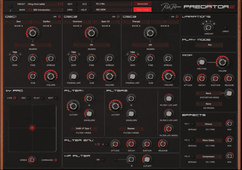 predator-easy-page