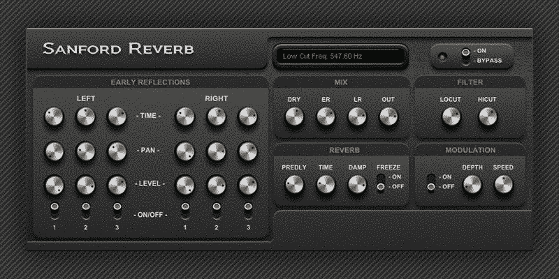 free vst reverb
