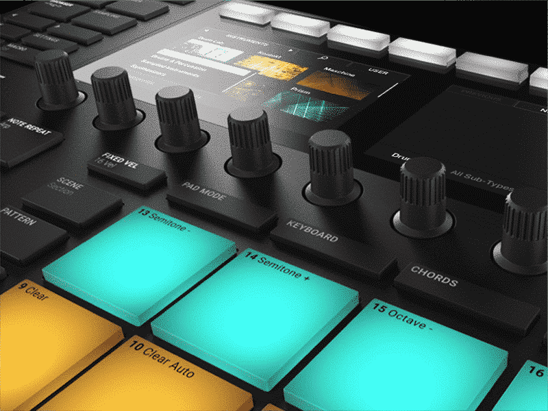5 Fresh Sample Sources For Maschine